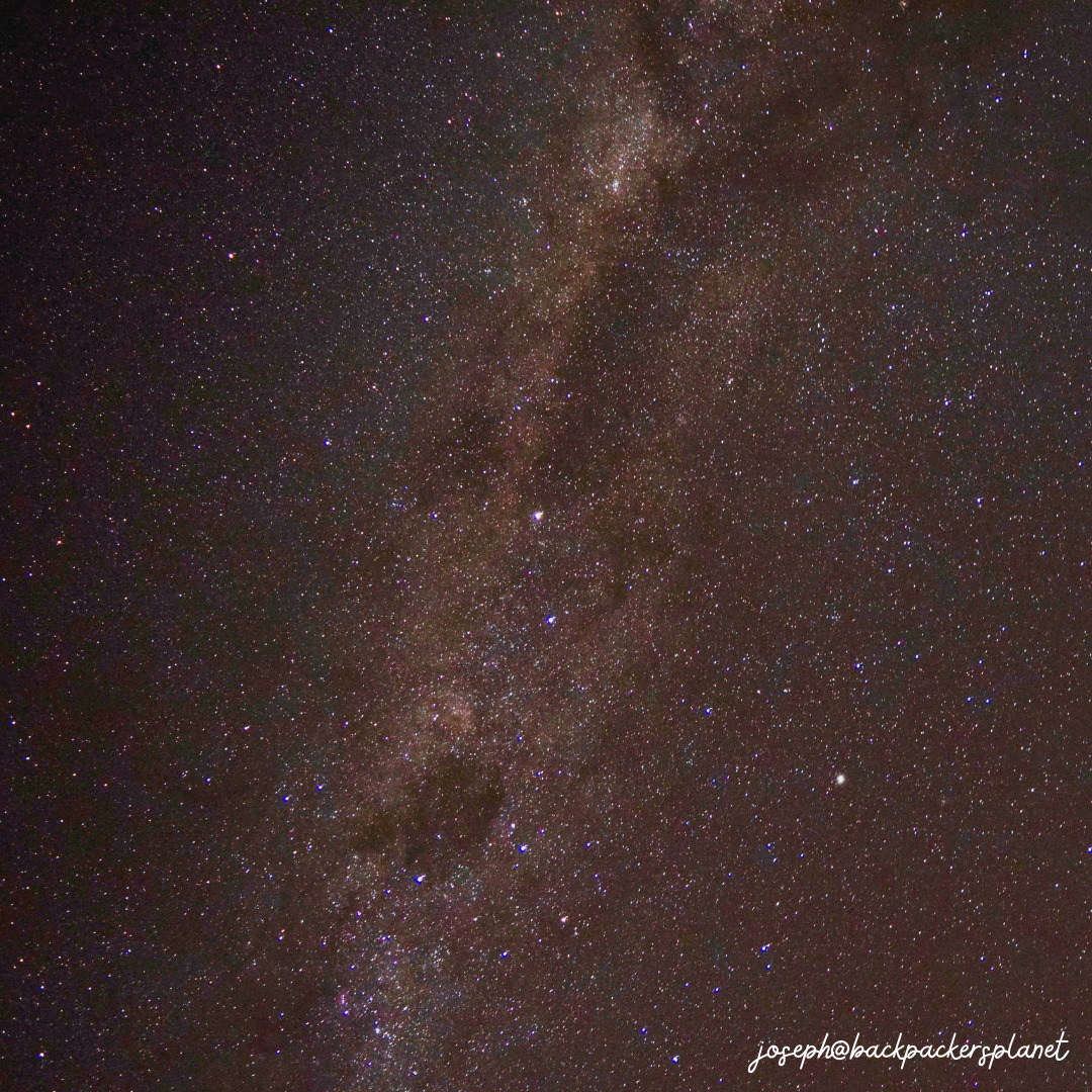 Milky Way at the Church of the Good Shepherd